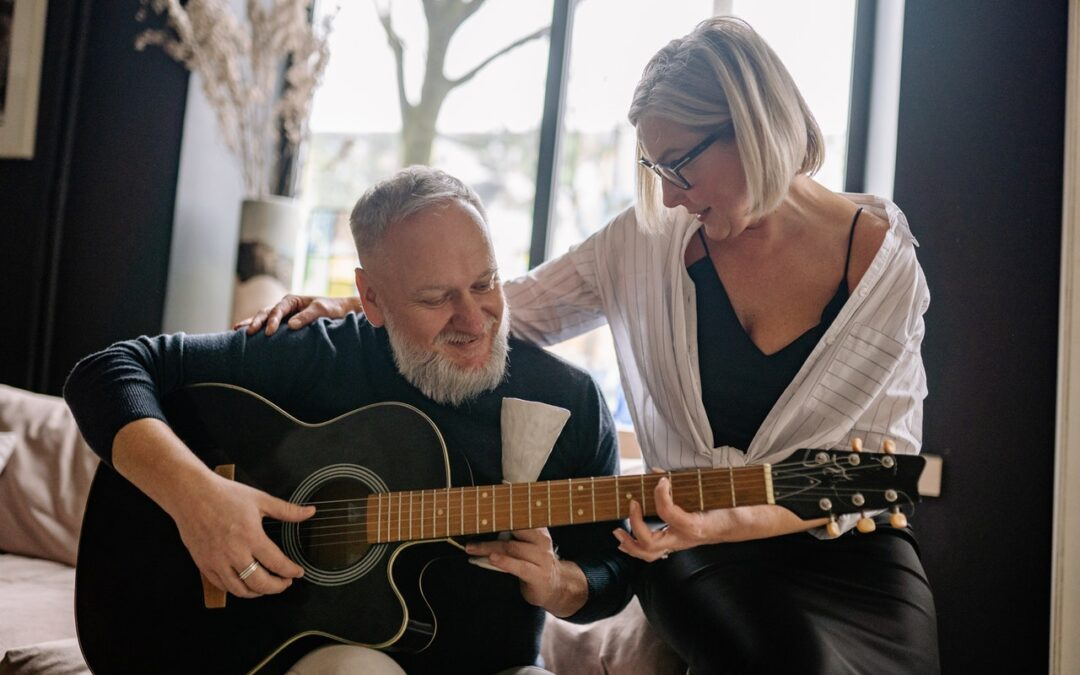 5 beneficios de tocar un instrumento